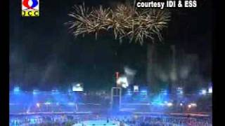 ICC Cricket World Cup 2011 Opening Ceremony-De Ghumake.