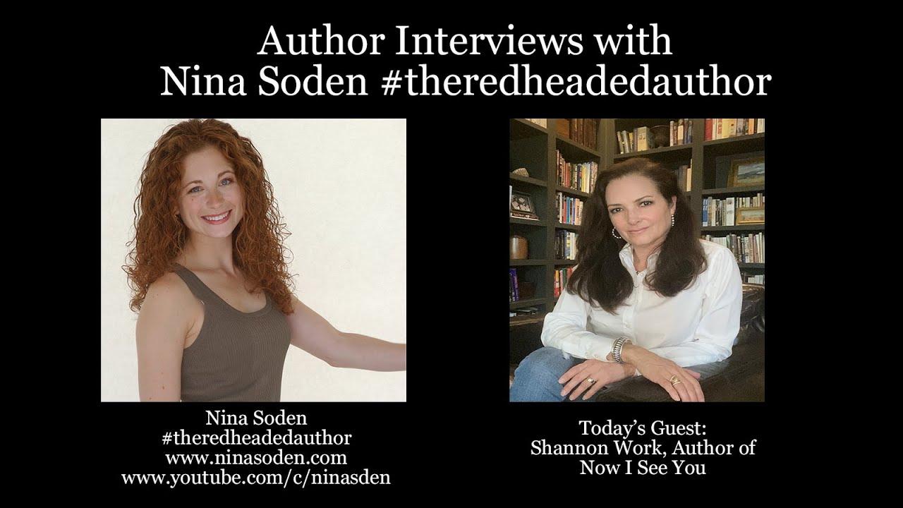 Author Interview: Shannon Work