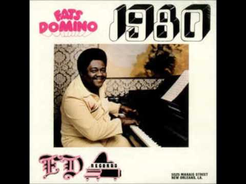 Fats Domino - Fats Domino 1980 - [Studio album 31] FD Record