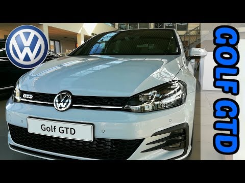 2019 VW Golf 7 MK7 GTD Inside and Outside - SUPERCAR?