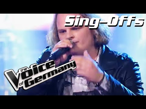 Bring Me The Horizon - Mantra (Jan-Luca Bina) | The Voice of Germany | Sing Off