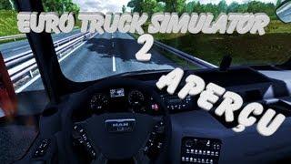Aperçu | Euro Truck Simulator 2 (PC), Largement Meilleur que son Prédécesseur