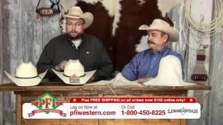 Lone Star Straw Cowboy Hats