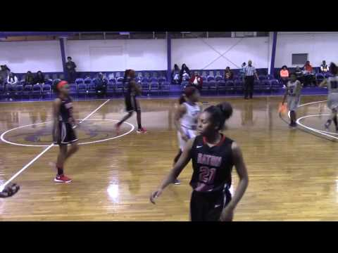 Arkansas Baptist College Lady Buffaloes vs Baton Rouge College Part 13