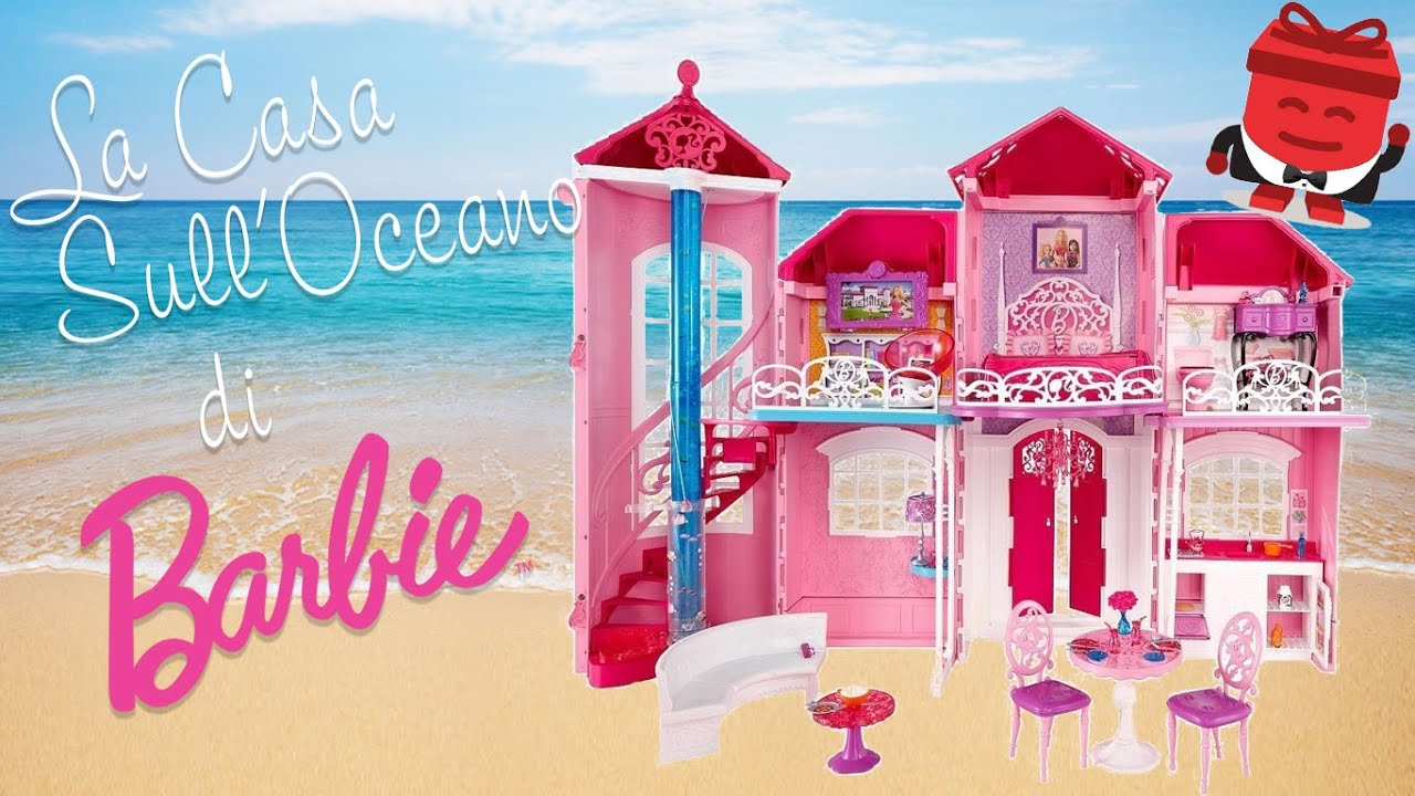 La Casa Sull Oceano Di Barbie Recensione Review Youtube