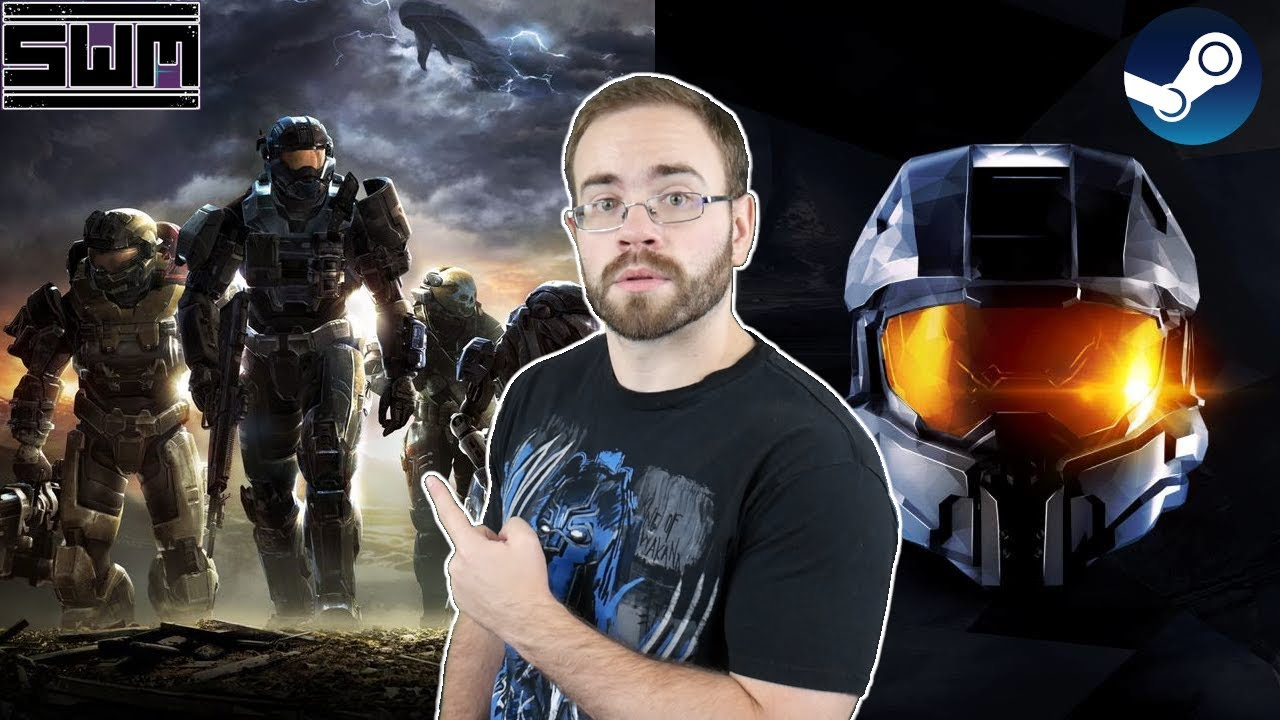 Halo Is Finally Coming To PC   And It's Bringing Reach With It