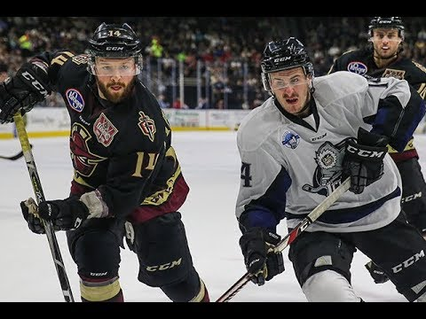 Atlanta Gladiators Road Highlights: 11/24/17 at Jacksonville