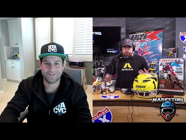 Moto Marketing Podcast #33: Stacyc's Mike Dettmers