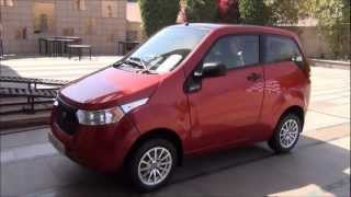 Download Mahindra Reva E2O Electric Car Review- Exteriors, Interiors And Features Mp3 and Videos