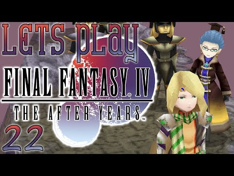 Let's Play Final Fantasy IV: The After Years, Blind [Ep 22] - Edward Investigates the Impact Crater