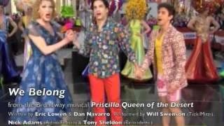 Priscilla Queen of the Desert - I WILL SURVIVE & WE BELONG + Bette Midler on Today Show (03-21-11)