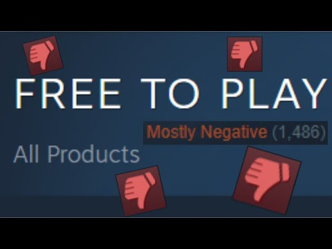 Steam Free to Play