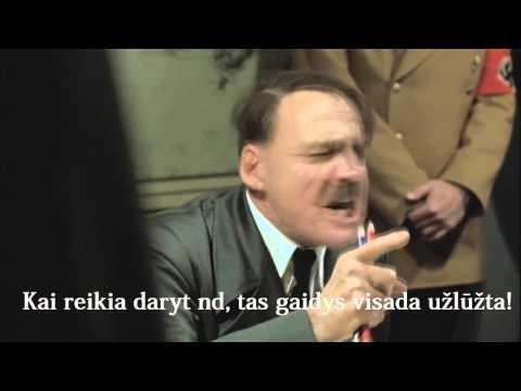 Hitleris apie Tamo.lt