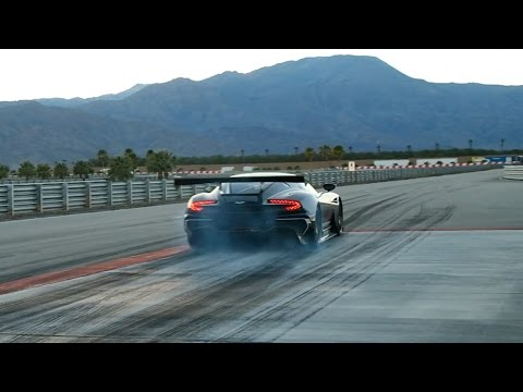 Aston Martin Vulcan W Stig Matt Leblanc New Top Gear Bbc Youtube