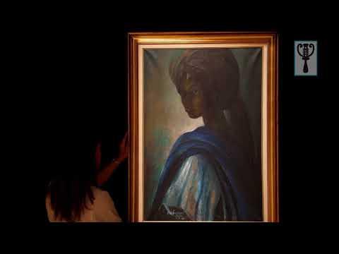 Ben Enwonwu's art found