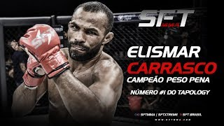 ELISMAR CARRASCO - 1º no Tapology
