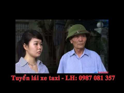 Lái xe Taxi Group chu đáo với khách hàng (Sai)