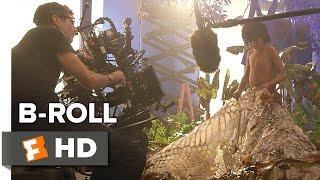The Jungle Book B-ROLL (2016) - Scarlett Johansson, Lupita Nyong