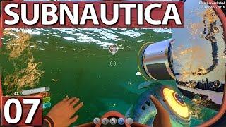 Subnautica #7 Versorgungen Der Tauch Simulator ► Ang►spielt