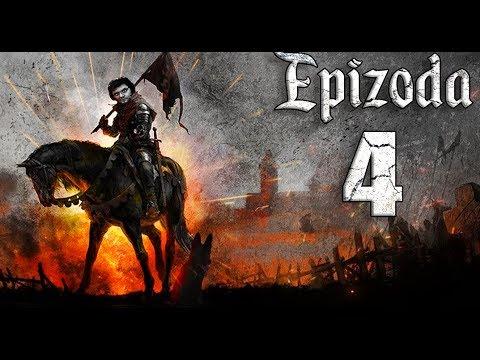 Kingdom Come: Deliverance - Epizoda 4 - Klášter Sázava!