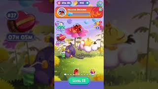 Angry Birds Dream Blast, Level 55