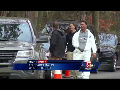 FBI searching West Roxbury in missing person