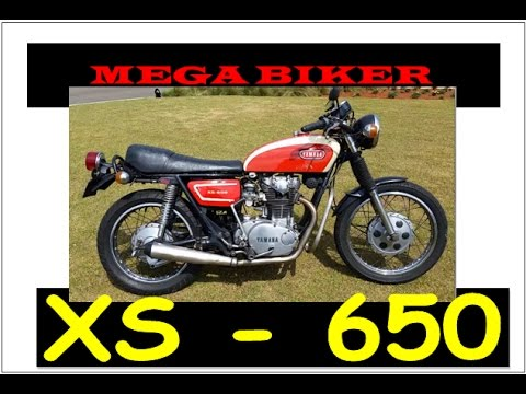 Yamaha XS1| MEGA BIKER