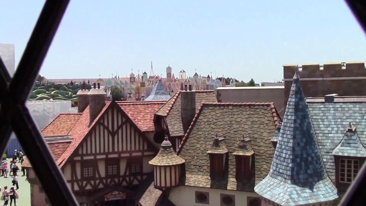 Inside Cinderella S Castle At Tokyo Disneyland Youtube