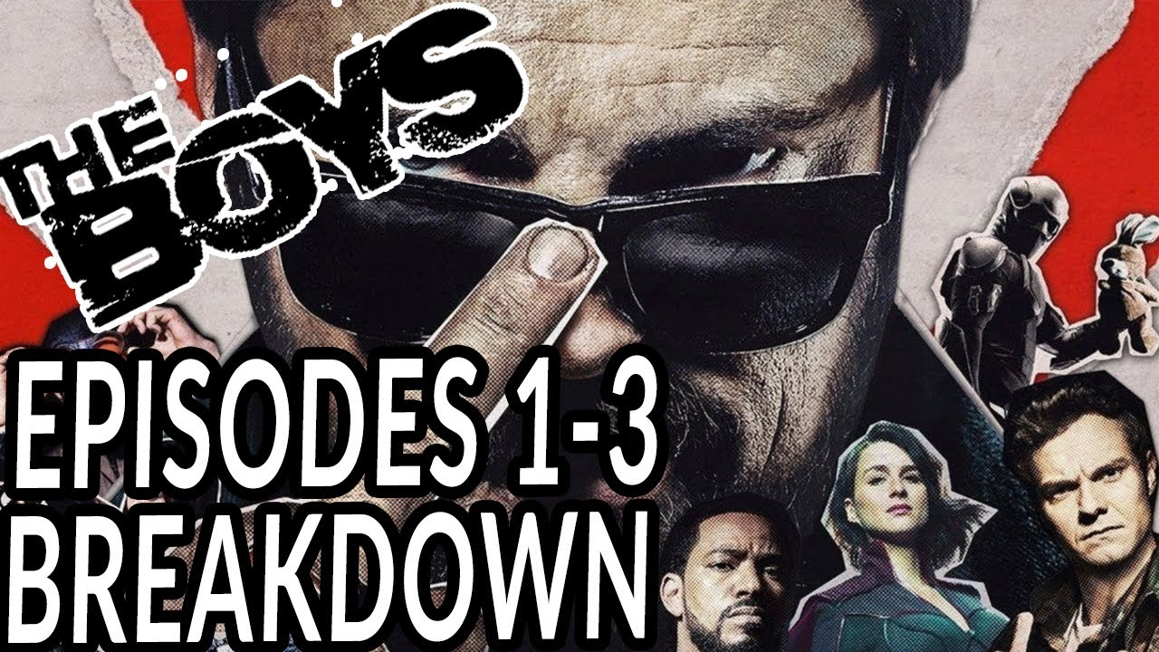 Download THE BOYS Season 2 Episode 1 - 3 Breakdown, Theories, and Details You Missed!