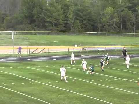 Ticonderoga - Willsboro Girls Soccer  9-18-14