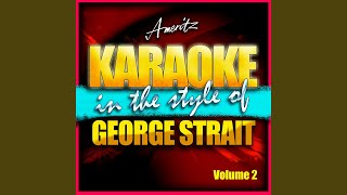 Desperately (In the Style of George Strait) (Karaoke Version)