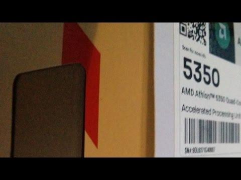 Athlon 5350 AM1 FreeNAS Server Build