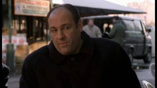 You'll be Stupid Forever - The Sopranos (HD)