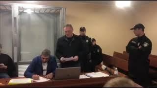 Последнее выступление экс-регионала Ефремова в суде перед избранием ему меры пресечения | Страна.ua