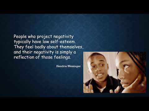 Negative People Sayings And Quotes