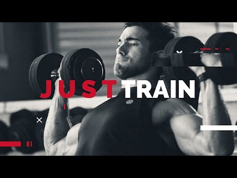 After Effects Template Sport Motivation Promo Youtube
