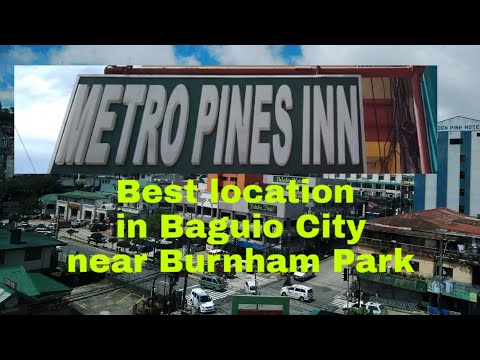 Where To Stay While In Baguio City Just Near Burnham Park? By Blissful Lady