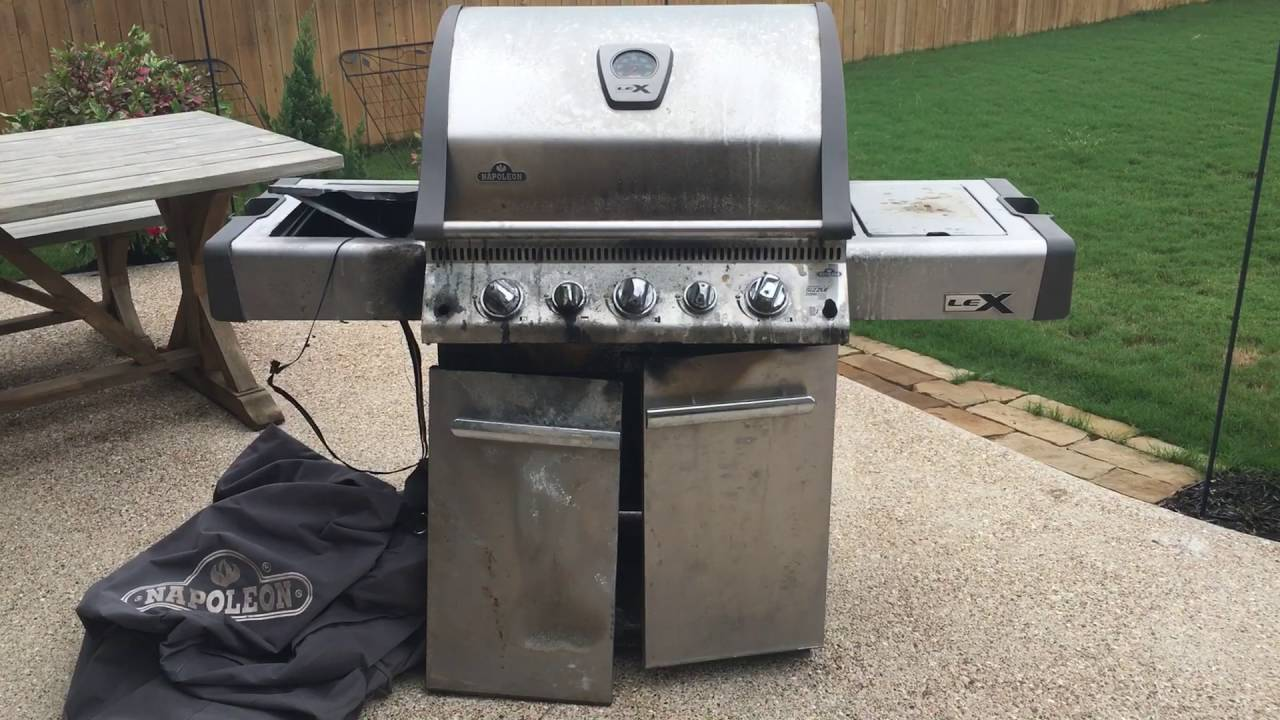 Napoleon Lex485rsib Propane Bbq Review Napoleon 485 Rsib Major Concerns With Quality Safety And Warranty