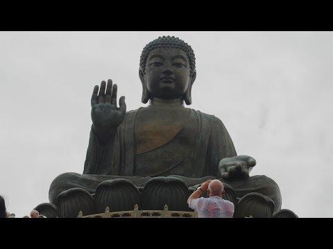 Big Buddha (Tian Tan)-Hong Kong (With Narration + Music)