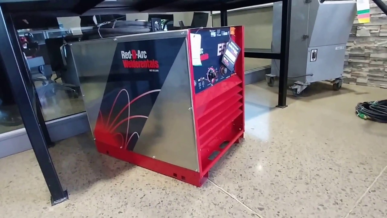 Red-D-Arc E500 Used Welder