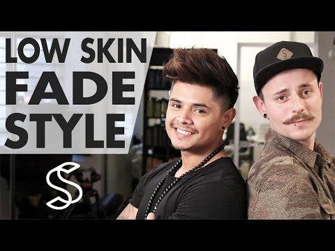 Low Skin Fade ★ Men's Modern Undercut ★ Barber Drop Fade
