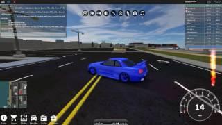 roblox drifting (nfs RW) 1