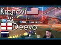 Kronovi vs Deevo | Rocket League 1v1 Showmatch
