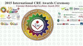 2014 APCSC CRE Awards Winners Interviews