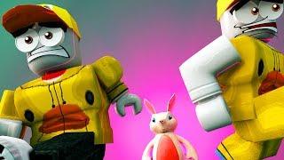 Minigame Showdown in Roblox with PairofDucks