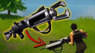 ZAPOTRON KILL! BANNED GUN! - Funny Fortnite Moments 26