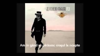 Zucchero - I Won't Be Lonely Tonight (tradus romana)
