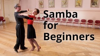 Samba Basic Steps for Beginners | Routine and Figures
