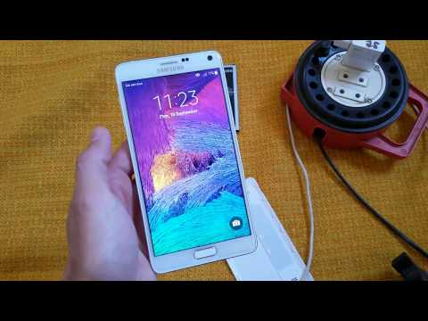 Samsung Galaxy Note 4 stuck on boot loop /Fixed/