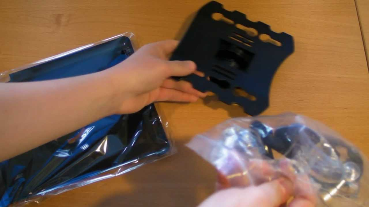 Unboxing of the Mount-Me System for the iPad 2/3!